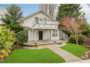 West slope Queen Anne 4,000 square foot view triplex begs to be